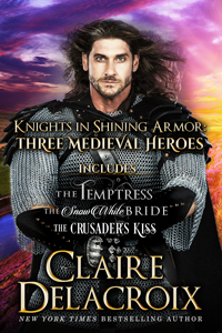 Knights in Shining Armor, a bundle of medievla romances by Claire Delacroix