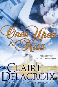 Once Upon a Kiss, a fantasy romance by Claire Delacroix