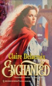 Enchanted, a medieval romance by Claire Delacroix