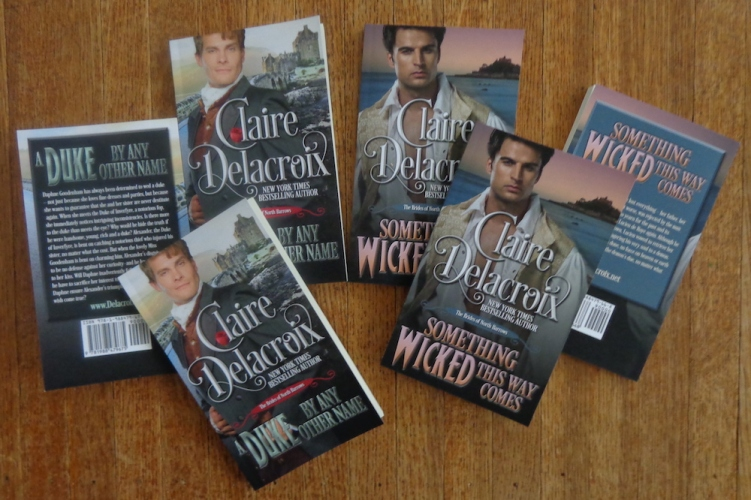 Print editions of the Brides of North Barrows Regency romances