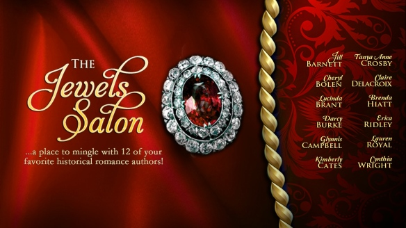 Jewels of Historical Romance Salon FB banner