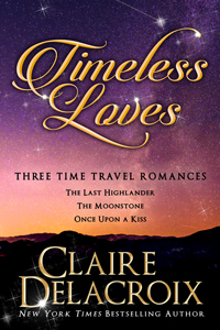 Timeless Loves, a time travel boxed set by Claire Delacroix