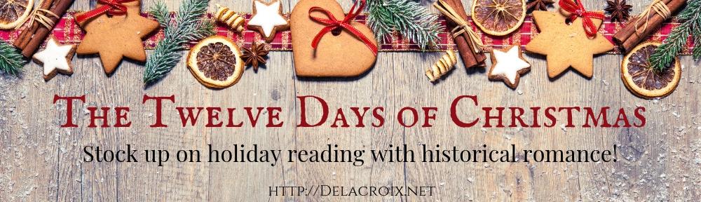 Twelve Days of Christmas Historical Romance Feature 2018
