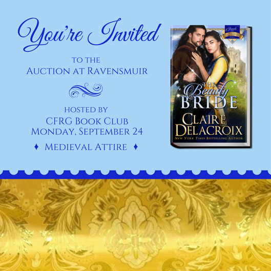 The Beauty Bride featured in Lauren Royal's Chase Family Reader Group on Facebook September 24, 2018