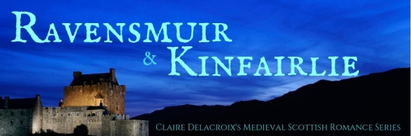 Ravensmuir and Kinfairlie Tour by Claire Delacroix