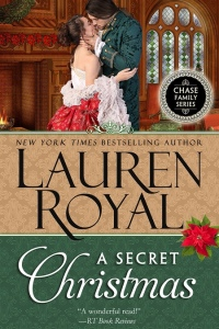A Secret Christmas by Lauren Royal