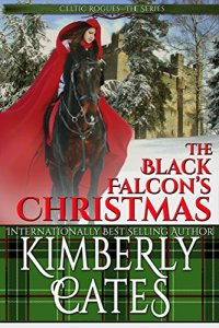 The Black Falcon's Christmas by Kimberly Cates