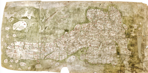 The Gough Map ca. 1370