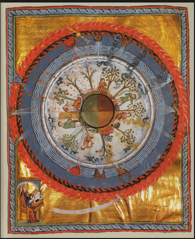 Hildegarde von Bingen's Cosmic Tree