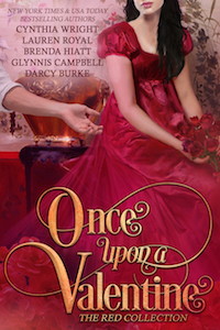 Once Upon a Valentine: The Red Collection, a boxed set of historical romances from the Jewels of Historical Romance