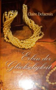 The Heiress, book three of the Bride Quest series of medieval romances by Claire Delacroix, German bookclub edition