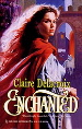 Enchanted, a paranormal medieval romance by Claire Delacroix, original mass market edition