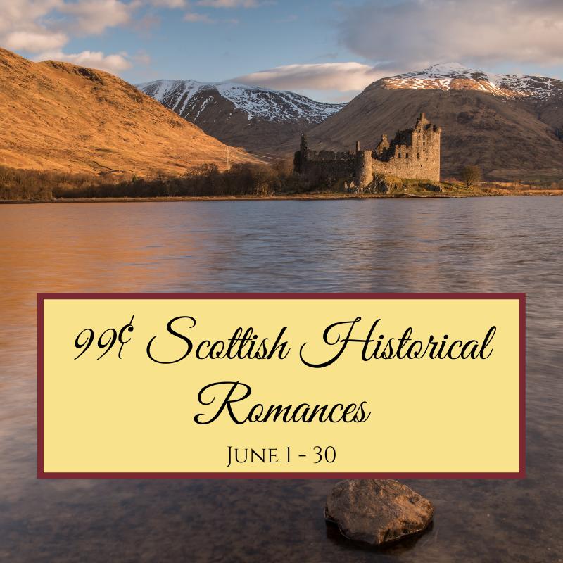 99cent Scottish Historical romance promotion at BookFunnel