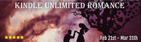Kindle Unlimited Romance Promotion at BookFunnel, February 21 to March 31