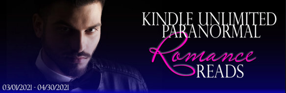 Kindle Unlimited Paranormal Romance Reads on BookFunnel March 2021
