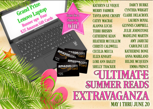 Ultimate Summer Reads Extravaganza Promotion 2021