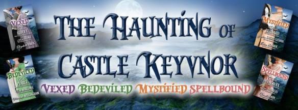 The Haunting of Castle Keyvnor Regency romance anthology
