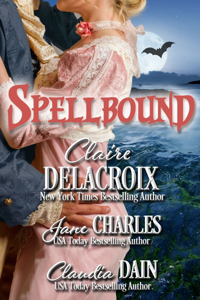 Spellbound, one of the Regency romance volumes in the Haunting of Castle Keyvnor anthology. No longer available.