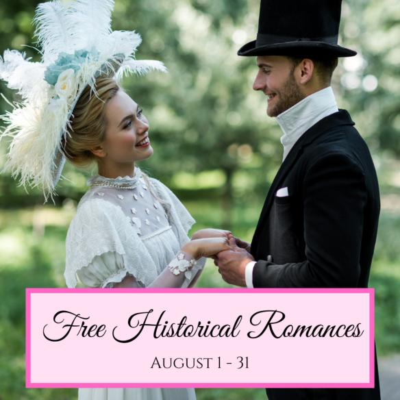 August Free Historical Romances BookFunnel Promotion