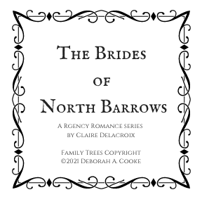The Brides of North Barrows Family Tree