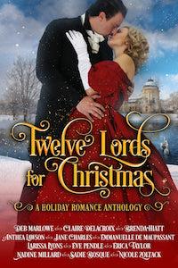 Twelve Lords for Christmas Regency romance anthology